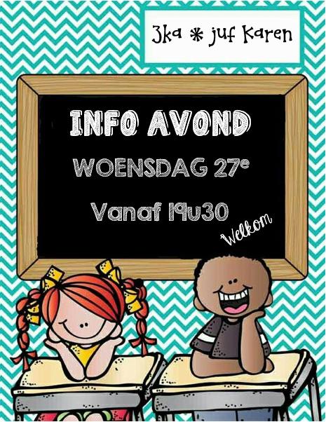 info avond